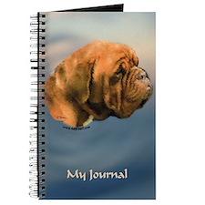 Megan the Dogue de Bordeaux Journal