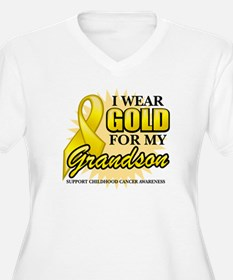Gold For My Grandson T-Shirt