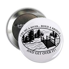 """Get Over it! 2.25"""" Button"""