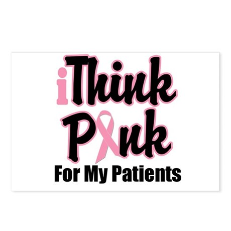 iThinkPink Patients Postcards (Package of 8)