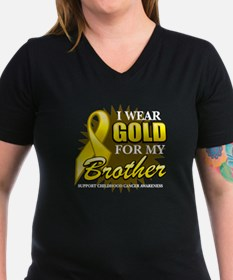 Gold For My Brother Shirt