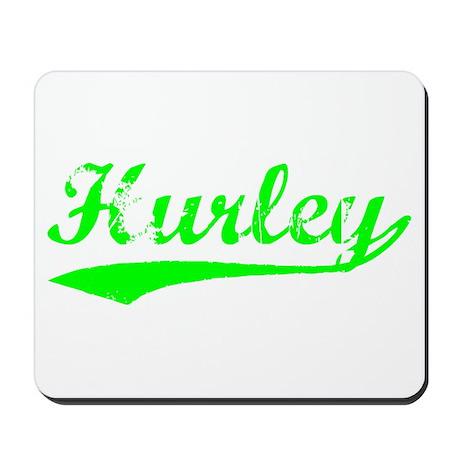 Vintage Hurley (Green) Mousepad