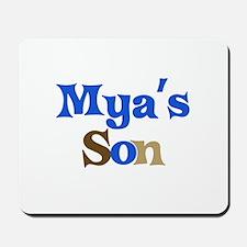 Mya's Son Mousepad