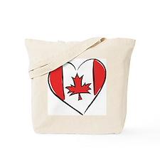 Love Canada Tote Bag