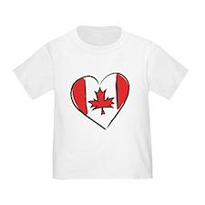 Love Canada T