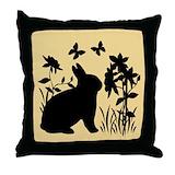 Easter pillow Throw Pillows