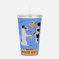 Aussie Brand Mixed Nut Acrylic Double-wall Tumbler