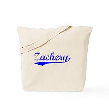 Vintage Zachery (Blue) Tote Bag
