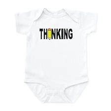 Cute Entrepreneur education Infant Bodysuit