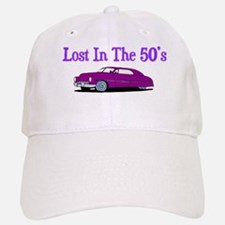 Lost In The 50's Lead Sled Baseball Baseball Cap