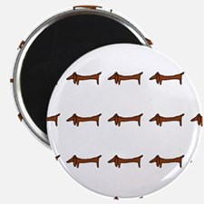 Weiner Dog Magnet