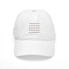 Weiner Dog Baseball Cap