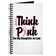 iThinkPink For Me Journal