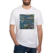 Waterlilies by Claude Monet Shirt