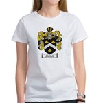 Mitchell Family Crest Women's T-Shirt