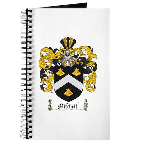 Mitchell Family Crest Journal
