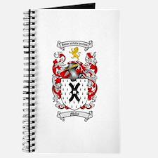 Mills Family Crest Journal