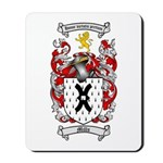 Mills Family Crest Mousepad