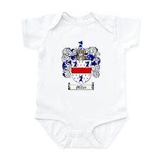Miller Family Crest Infant Bodysuit