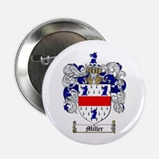 "Miller Family Crest 2.25"" Button (100 pack)"