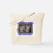 Don't turn away... Tote Bag