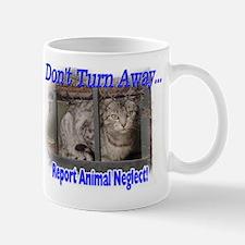 Don't turn away... 2-sided Mug