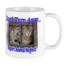 Don't turn away... 2-sided Mug