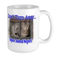 Don't turn away... Mug(2-sided)