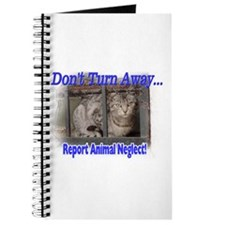 Don't turn away... Journal