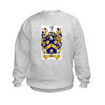 Miles Family Crest Kids Sweatshirt
