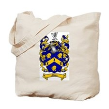 Miles Family Crest Tote Bag