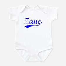 Vintage Zane (Blue) Infant Bodysuit