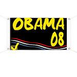 Obama 08 Banner
