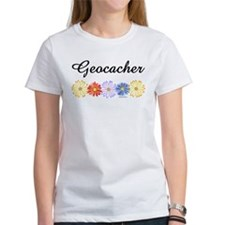 Geocacher Asters Tee