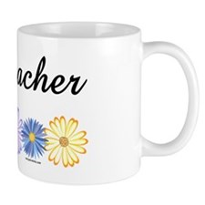 Geocacher Asters Small Mugs
