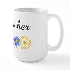 Geocacher Asters Ceramic Mugs