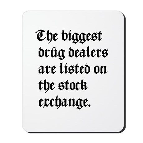 Biggest Dealers Mousepad