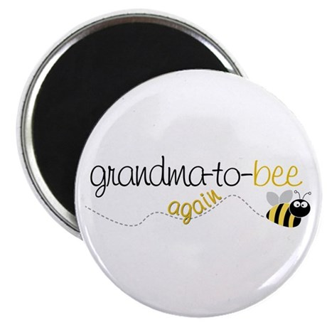 grandma to bee again Magnet