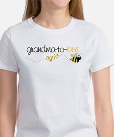 grandma to bee again Women's T-Shirt