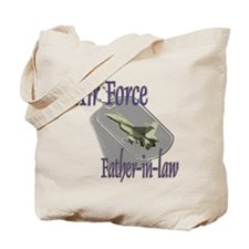 Jet Air Force Father-in-law Tote Bag