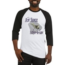 Jet Air Force Father-in-law Baseball Jersey