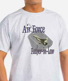 Jet Air Force Father-in-law T-Shirt