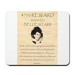 Belle Starr Mousepad