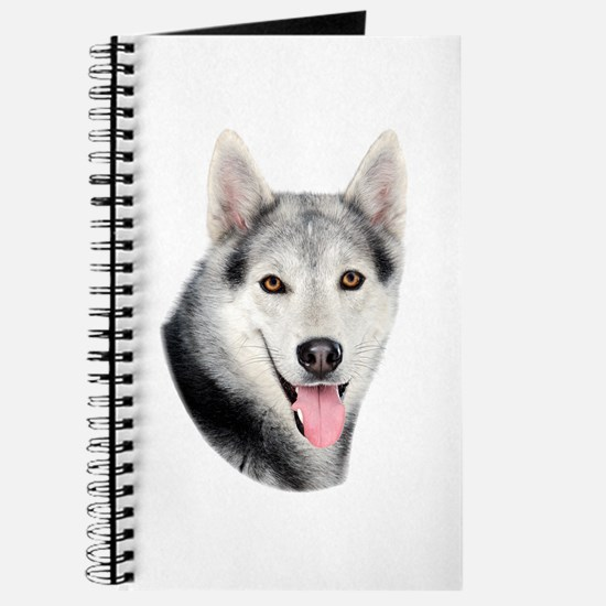 Siberian Huskie Picture Journal