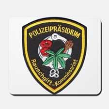 Polizeiprasidium Mousepad