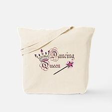 Dancing Queen Fancy Tote Bag