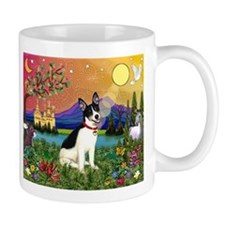 Fantasy Land & Rat Terrier Mug
