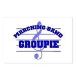 Marching Band Groupie Postcards (Package of 8)