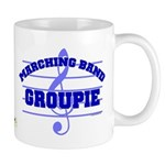 Marching Band Groupie Mug