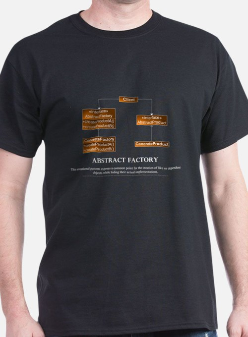 Abstract Factory Pattern T-Shirt